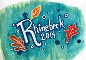 Rhinebeck 2014 Watercolor